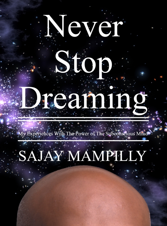 Sajay's Book Front Cover